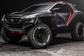 Dakar 2015: this is Peugeot weapon