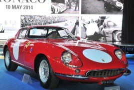 Record Auction in Monaco
