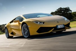 Lamborghini Huracan: hundreds of images and test-drive soon!