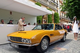Aston Martin DBS '70, Roger Moore's co-star for sale