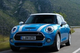 New Mini now also with 5 doors