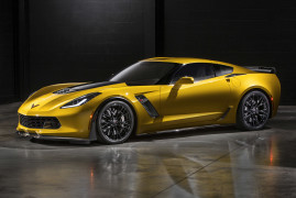 New Corvette Z06 is the most powerful one