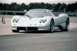 5 modern classic supercars