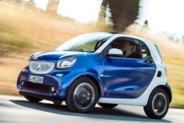 At last, you're going to buy the new Smart