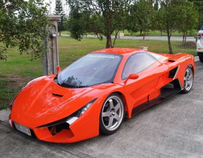 This Supercar comes from Philippines