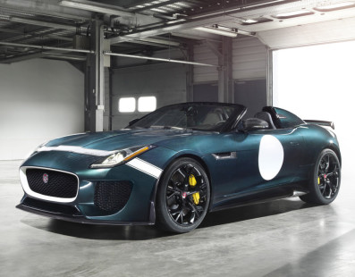 Jaguar F-Type Project 7: ready to be yours