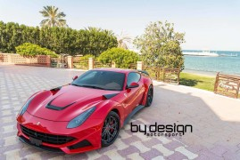 Ferrari F12 Speciale by ByDesign Motorsport