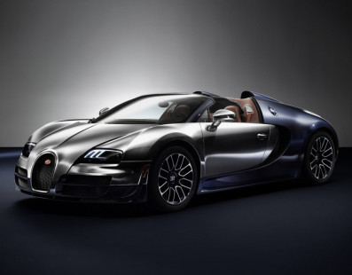 Bugatti pays tribute to its founder with a last limited edition