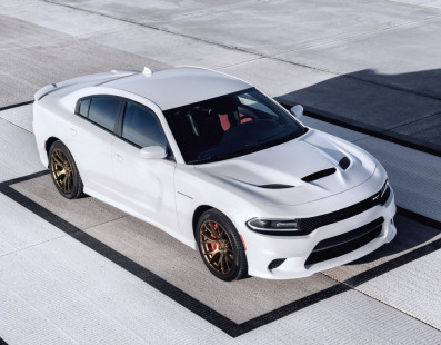 The most powerful sedan in the world