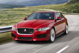 Jaguar XE is ready