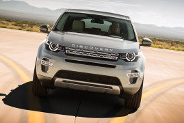 Land Rover Discovery: a different music