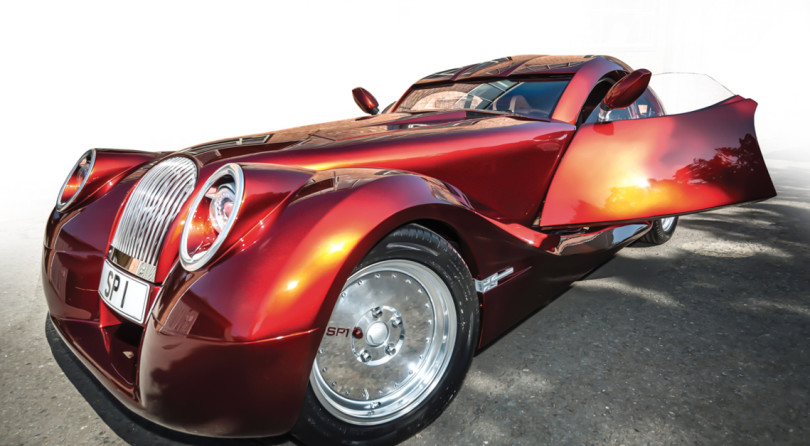 Morgan SP1 svelata