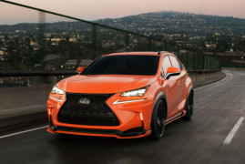 Lexus NX by Elite Motorworks
