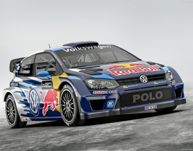 WRC – New Polo R unveiled