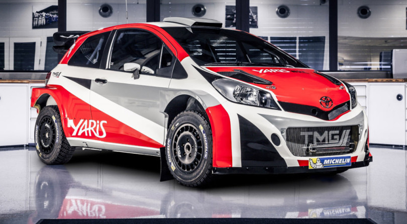 WRC – Toyota is back