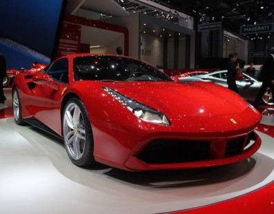 Geneva – Top 5 Supercars