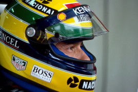 Ayrton Senna's Tag Heuer collection unveiled
