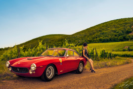 Gentlemen's Run: Classic cars are meant to be driven too