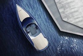 Aston Martin's 1200-hp Speedboat