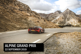 ALPINE GRAND PRIX 2019