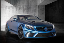 The baddest and most powerful S63 AMG Coupe you will ever witness