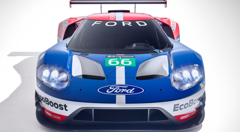 "Ford GT: ""We're back"""