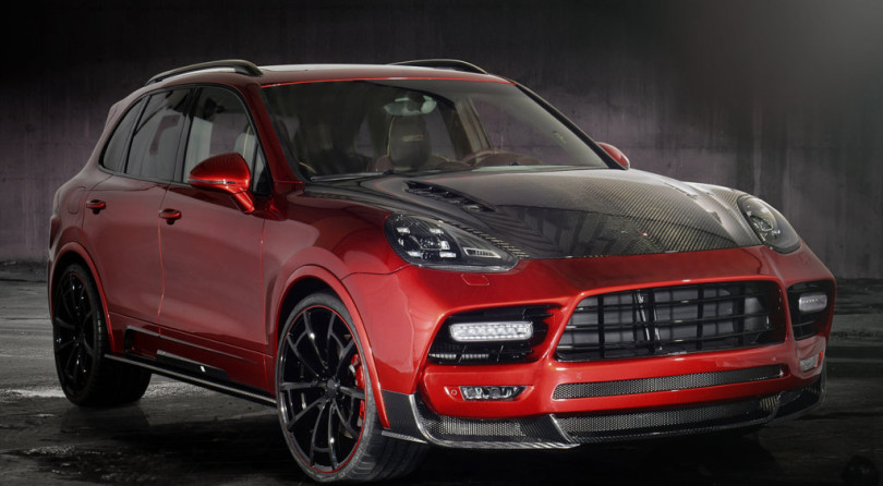 Latest Mansory Cayenne: Love It or Hate It