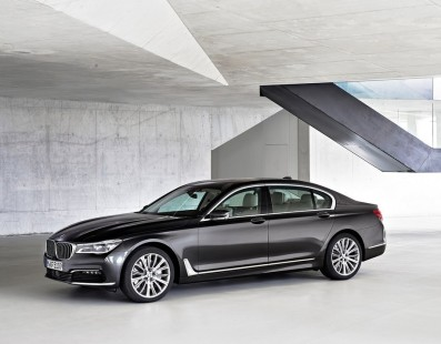 BMW 7 Series levels up and defines new standards