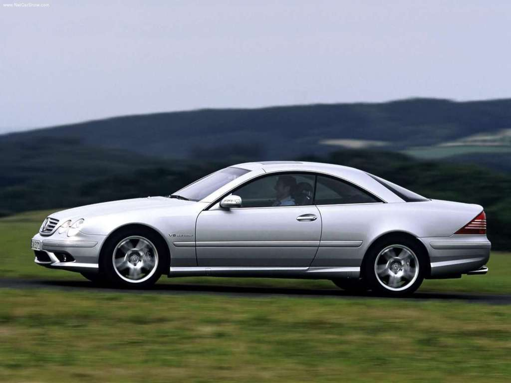 Mercedes cl55 amg auto class magazine for Mercedes benz cl amg