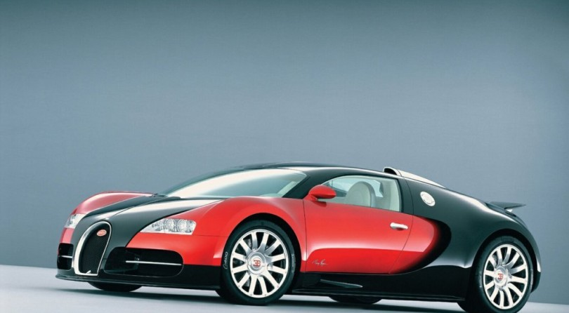Record Auction for the Very First Veyron