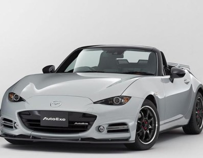 The Meanest Miata in the World