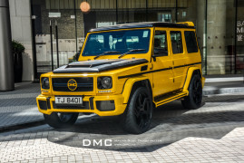G88 G Class To Celebrate The 5th DMC's Anniversary