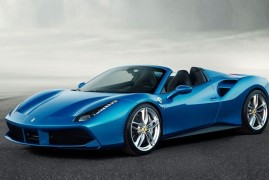 New Ferrari 488 Cuts Its Head Off