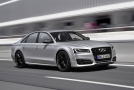New Audi S8 Plus Is Ready For War
