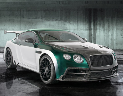 1001HP Mansory GT Race For Sale in Riyadh