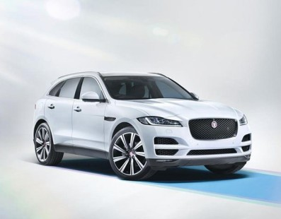 Grace, Pace and Space: F-Pace!