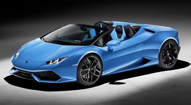 O.M.G. The Huracan Roadster Is In a Different League