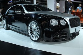 Swiss Muscles For Mansory's Flying Spur