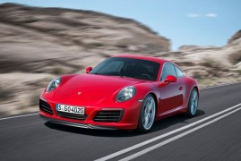 New 911 Welcomes Turbo Engines