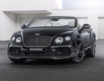 Startech Sharpens Claws At a Pair Of Bentleys