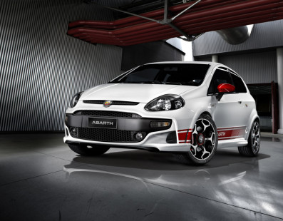 Tested: Abarth Punto Evo
