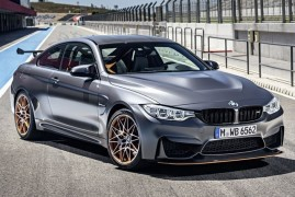 The M4 GTS Has Just Killed Giulia