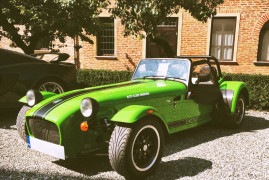 Tested: Caterham 275R