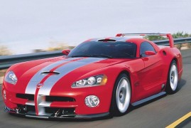 Review: Dodge Viper GTS-R