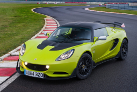 Tested: Lotus Elise S Cup