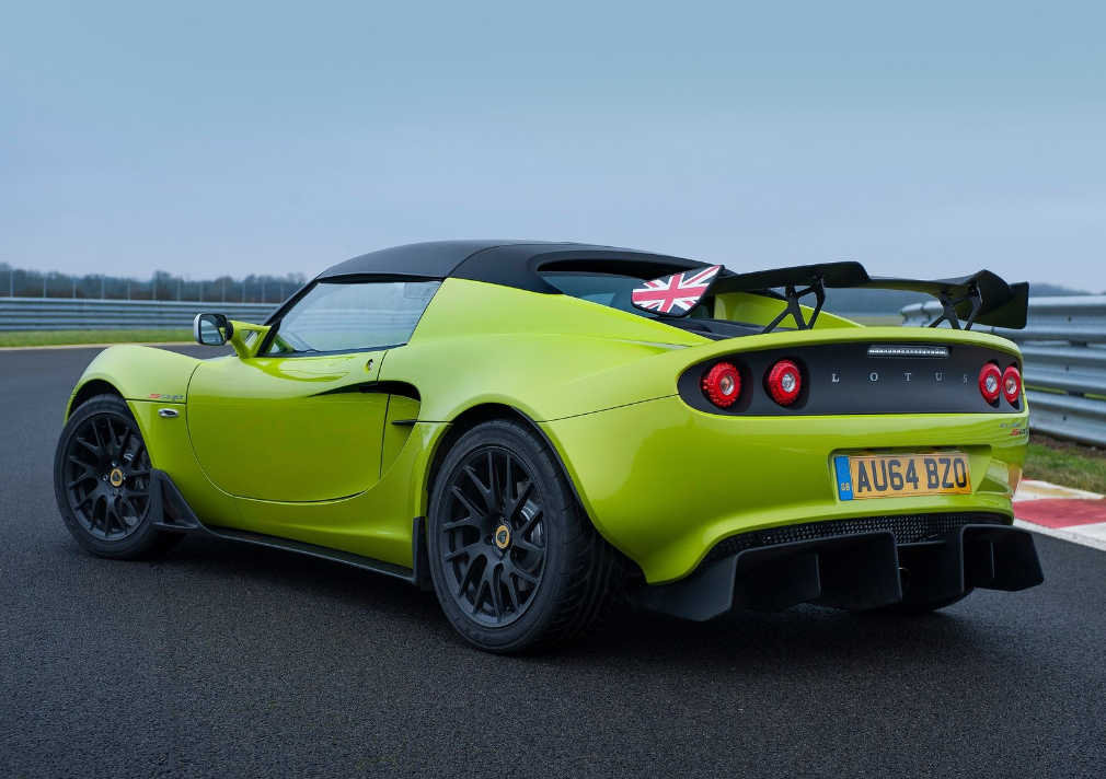 tested lotus elise s cup auto class magazine. Black Bedroom Furniture Sets. Home Design Ideas