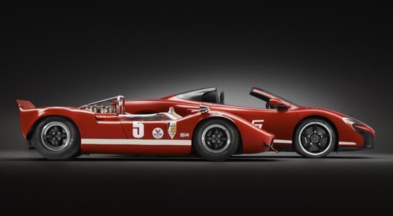McLaren Pays Homage With A Can-Am Special Edition