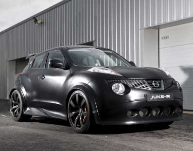 Review: Nissan Juke R