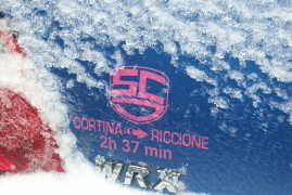 Cortina – Riccione: Driving Tour Fever