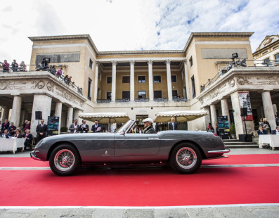 """Stelle sul Liston"": The Ferrari 250 GT Pininfarina Is The Very Best of Show"